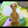 Vintage 1982 E.T Doll (nt plush) In perfect condition