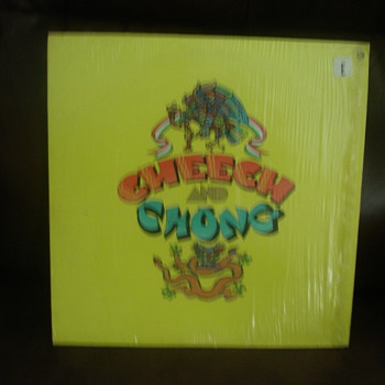 CHEECH AND CHONG LP