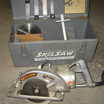 More Skil Saw pictures with detail - Tools and Hardware