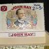 John Hay Cigar Box
