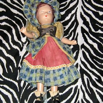 """Vintage american doll 11"""""""
