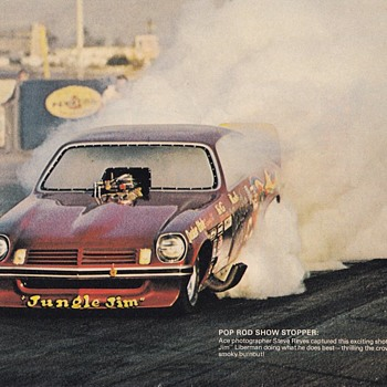 More From The Dragster Scans  - Classic Cars