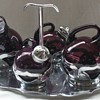 Farber Brothers condiment set