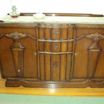 Art Deco Bar/Buffet
