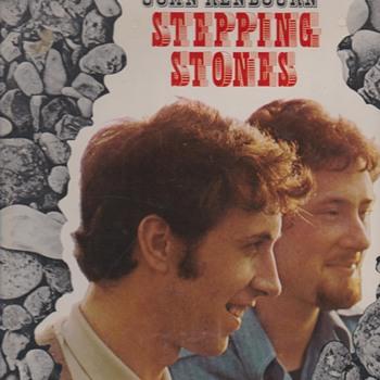 """BERT JANSCH & JOHN RENBOURN """"STEPPING STONES"""""""