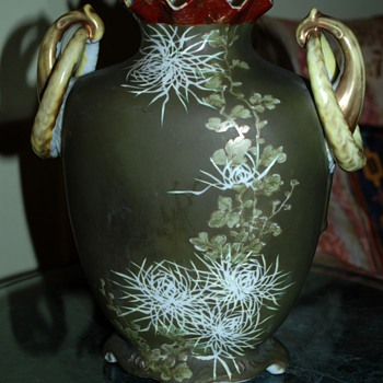 Nippon Vase