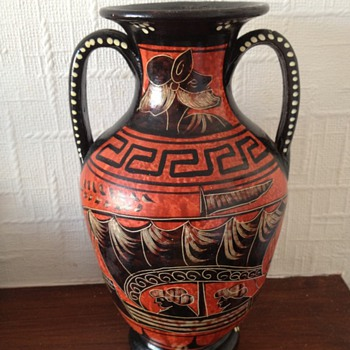 Ancient Greek Pottery - Art Pottery