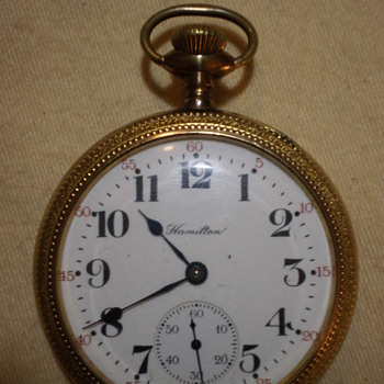 1916 hamilton - Pocket Watches