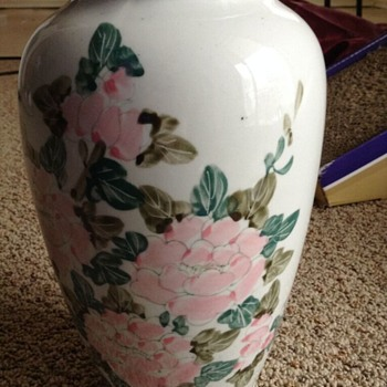 On a VERY old vase mark but what is it? Thx! - Asian