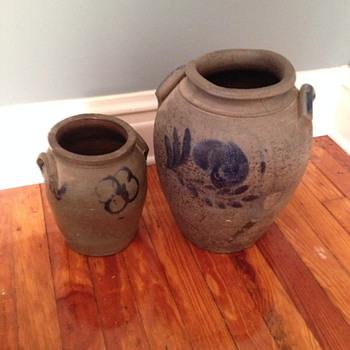stone ware - Art Pottery