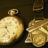 "Charles Lindbergh - ""New York to Paris"" Pocket Watch Fob"
