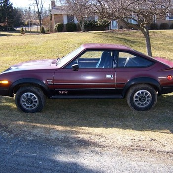1981 AMC Eagle SX 4