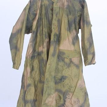 IJA Camouflage Reversible Poncho