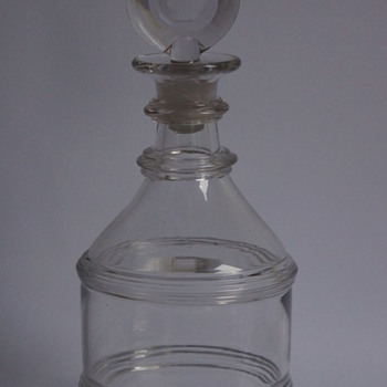 Pulley Ring Decanter