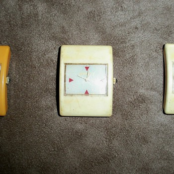 Rare Vintage Watches - Wristwatches