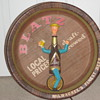 My Blatz &quot; Bottleman Unicycle