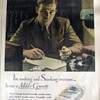 1933 Chesterfield add from the Delineator