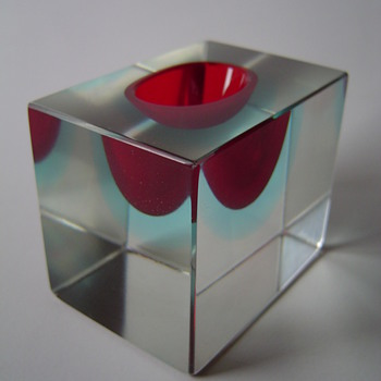 Paperweight??? - Art Glass