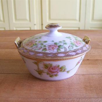 Gorgeous Nippon Covered Dish... - China and Dinnerware