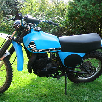 Yamaha  1976 IT400C - Motorcycles