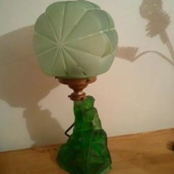 Was my nan's lamp - Lamps