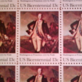 Bicentennial USA Stamp - Stamps