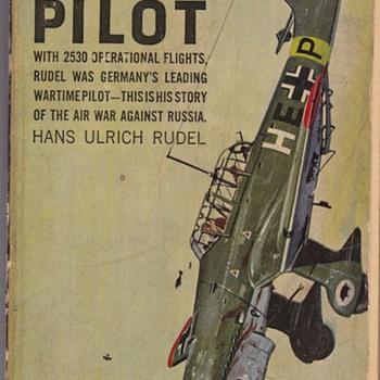 Stuka Pilot Ballantines Paperback Book 1963 - Books