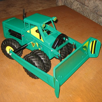Custom Nylint/Tonka/Doepke GIANT SNOW PLOW - Model Cars