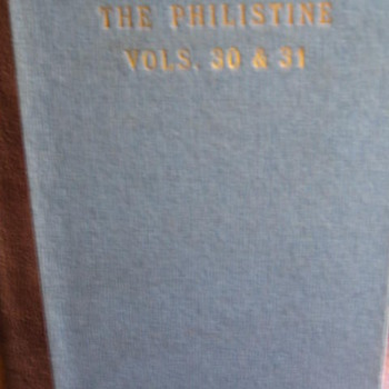 Roycroft Press ..The Philistine 1909-1910