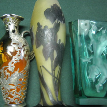 POTTERY&GLASS - Art Glass