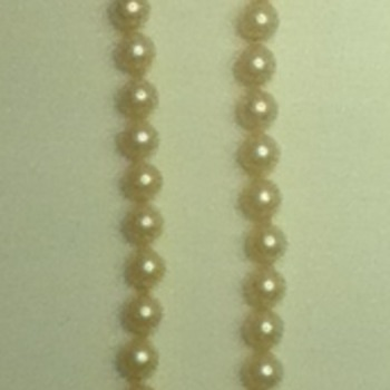 Pearl Necklaces - Fine Jewelry