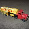 shell tanker truck