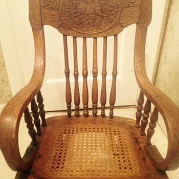Children's Rocking Chair - Furniture
