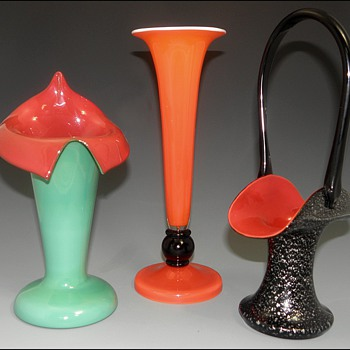 Tango Glass - Kralik, Loetz, Welz - Art Glass