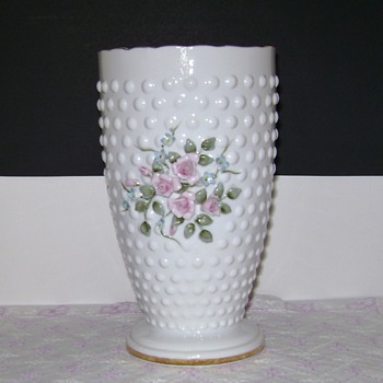 Vintage Lefton Vase - China and Dinnerware