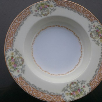 Noritake Made in Occupied Japan