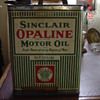  Sinclair Opaline Motor Oil Can... One Gallon...From The 1920&#039;s