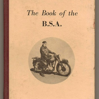 The Book of the B.S.A. - 1954 Edition
