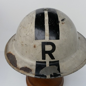 Mk2 Head of Rescue Service - Military and Wartime