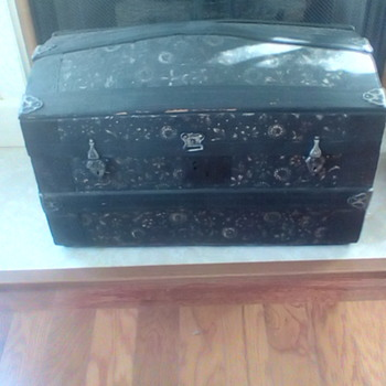 Greatgrandmother's Trunk