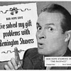 1948 - Bob Hope for Remington Shavers - Advertisement
