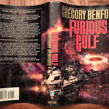 Furious Gulf by Gregory Benford - Books