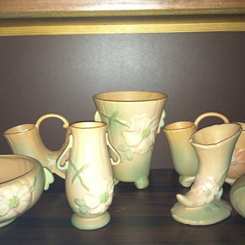 Weller Wildrose - Art Pottery
