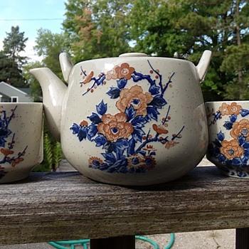 Japanese Tea Set - Kitchen