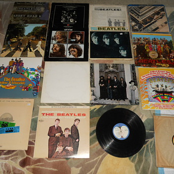 Albums - Beatles - Records