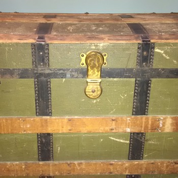 Old Chest received from a family friend