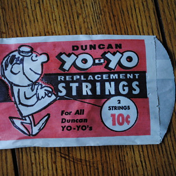 Duncan Yo Yo Replacement Strings