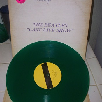 The Beatles/The Last Live Show - Records