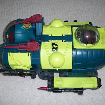 My G.I. Joe Cobra B.U.G.G. Vehicle - Toys