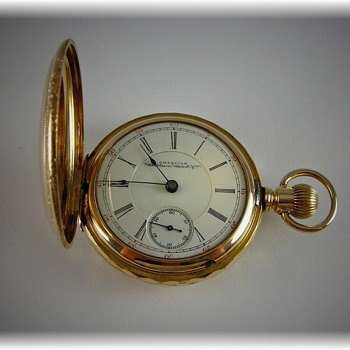 Waltham, Appleton Tracy & Co. Pocket Watch